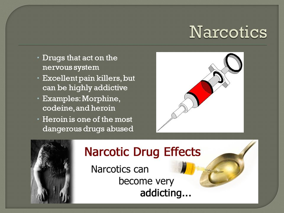 abuse of narcotic painkillers essay