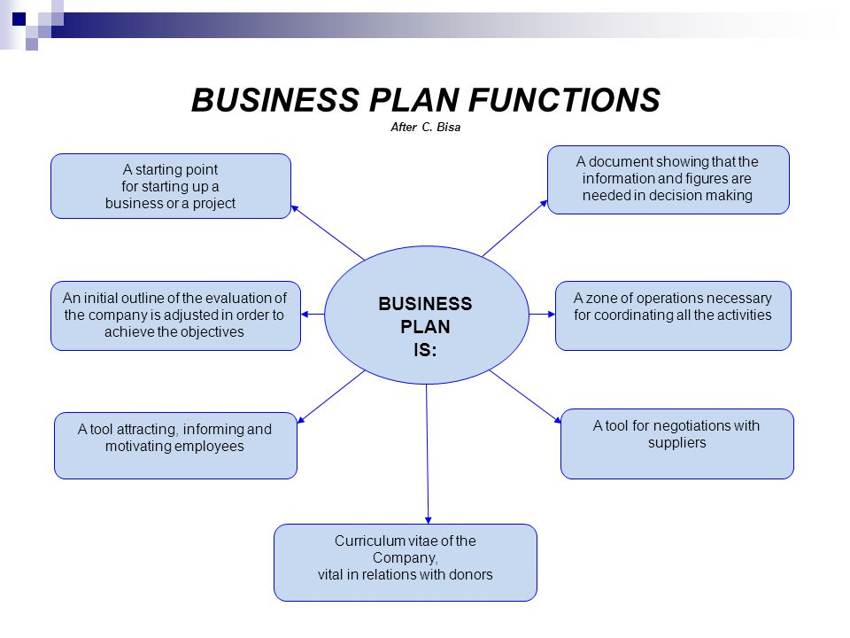 Initial business plan