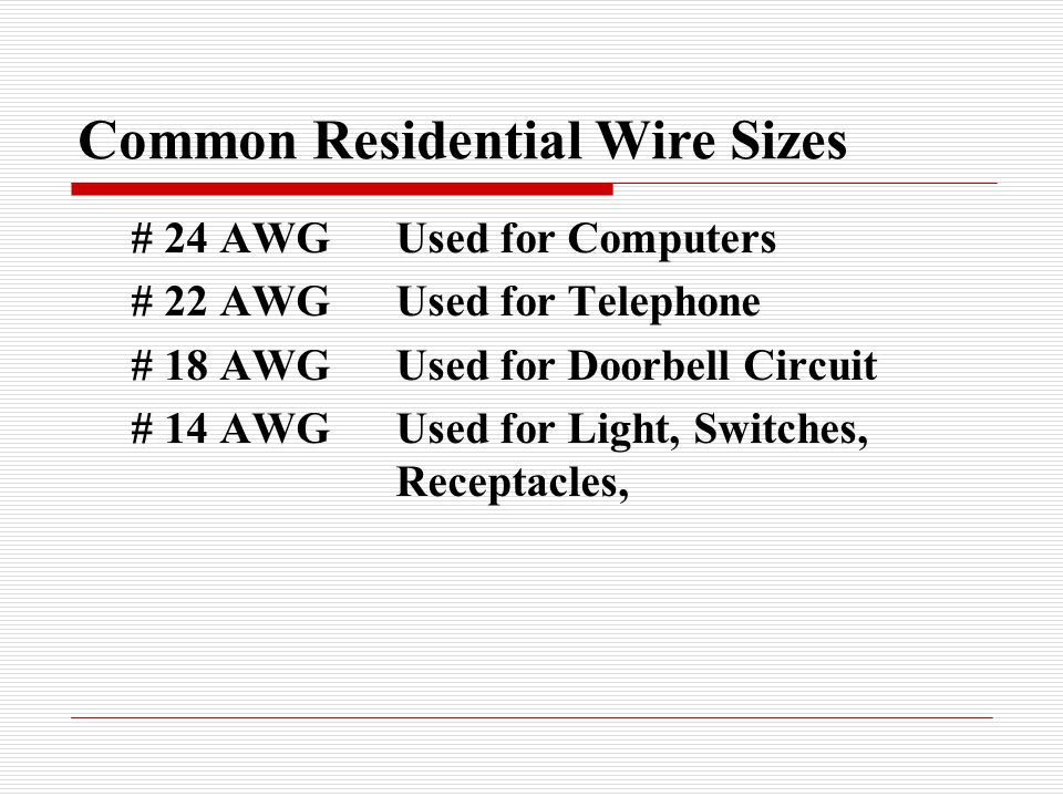 Exelent 24 Awg Wire Specs Model - Electrical and Wiring Diagram ...