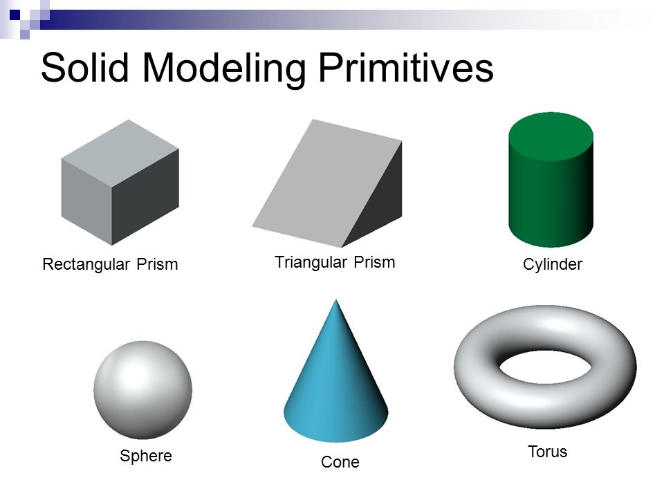 Solid modeling - Wikipedia