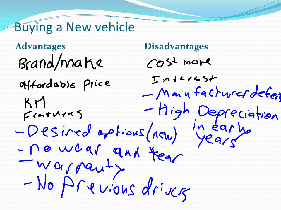 the advantages and disadvantages of owning a hybrid vehicle