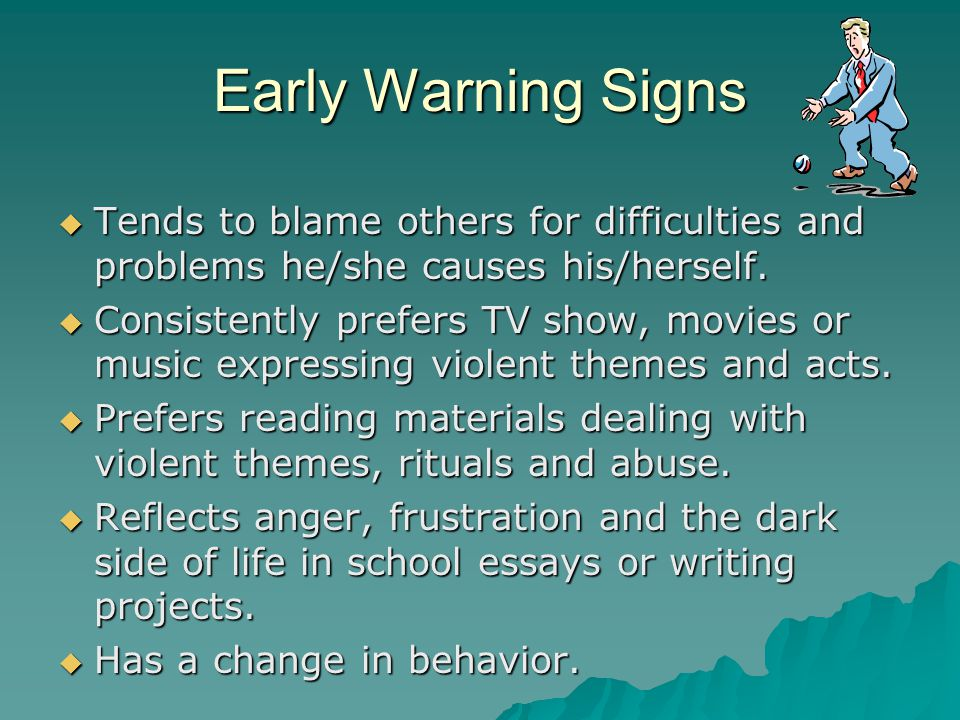 effects of school violence essay Effects of School Violence