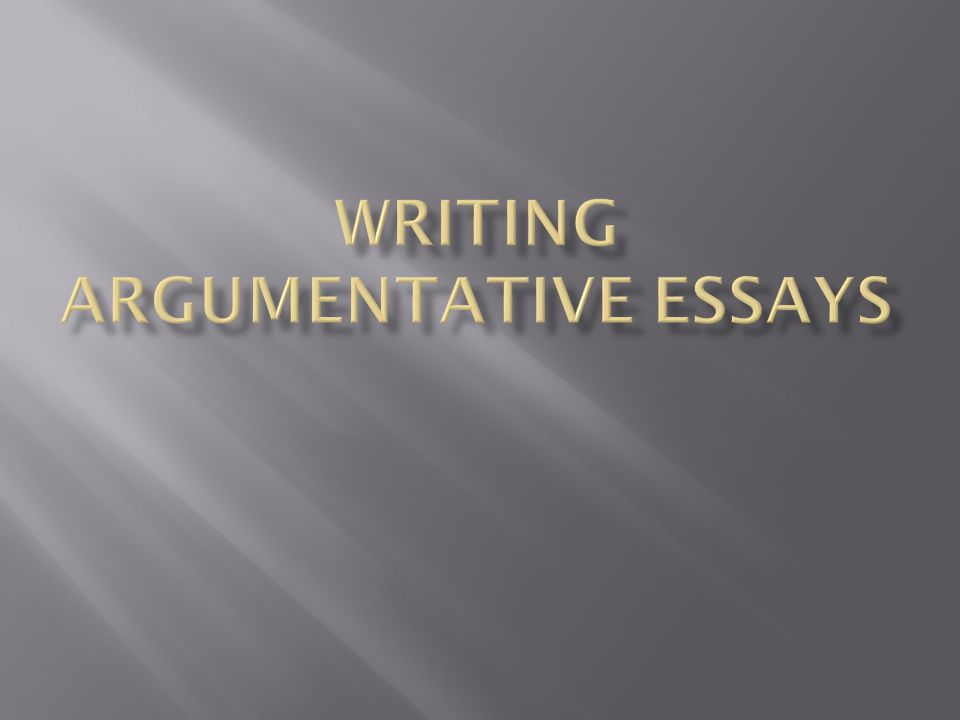an argumentative essay uses reasoning and evidence not emotion to  2  an argumentative essay uses reasoning and evidence not emotion to take a definitive stand on a controversial or debatable issue