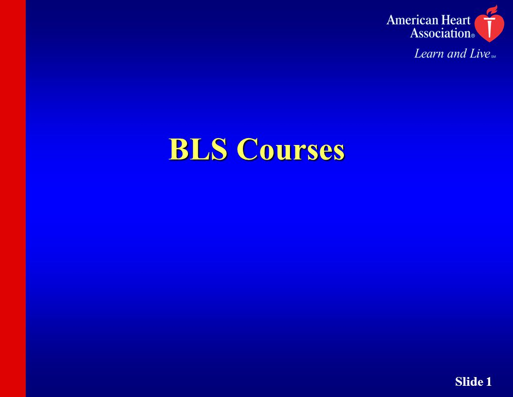 Slide 1 bls courses slide 2 bls instructors can teach bls for 1 slide 1 bls courses 1betcityfo Gallery
