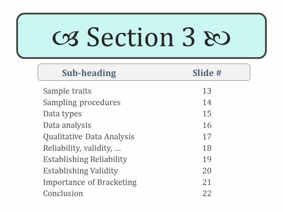 Dissertation Quantitative