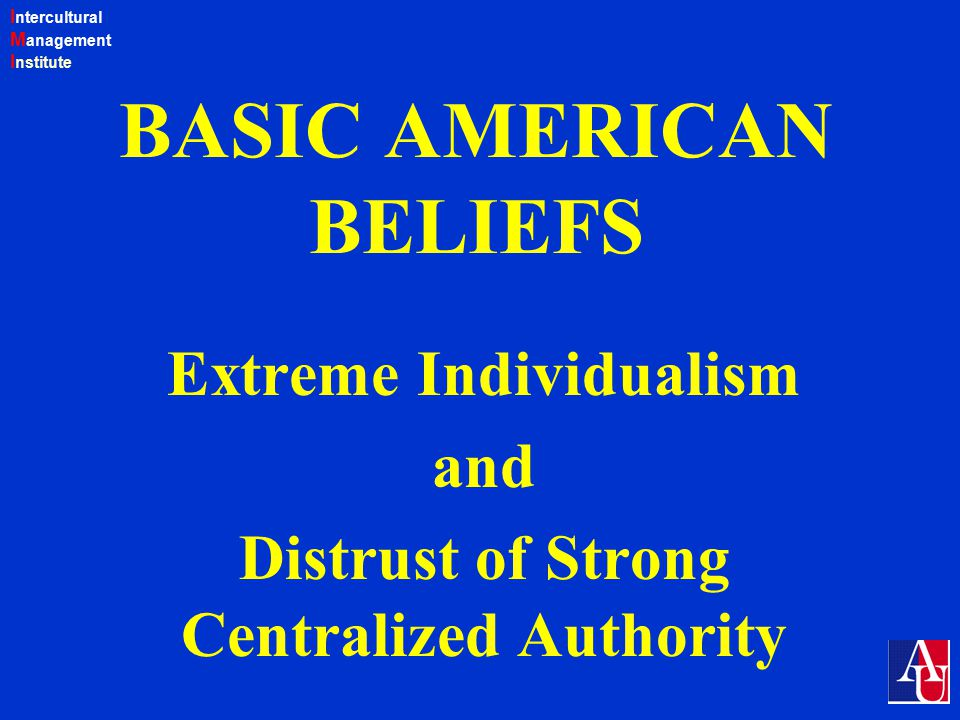 centralized authority in america Centralized political systems concentrate power and decision-making in a single unit, which can be dispersed geographically, but is more.
