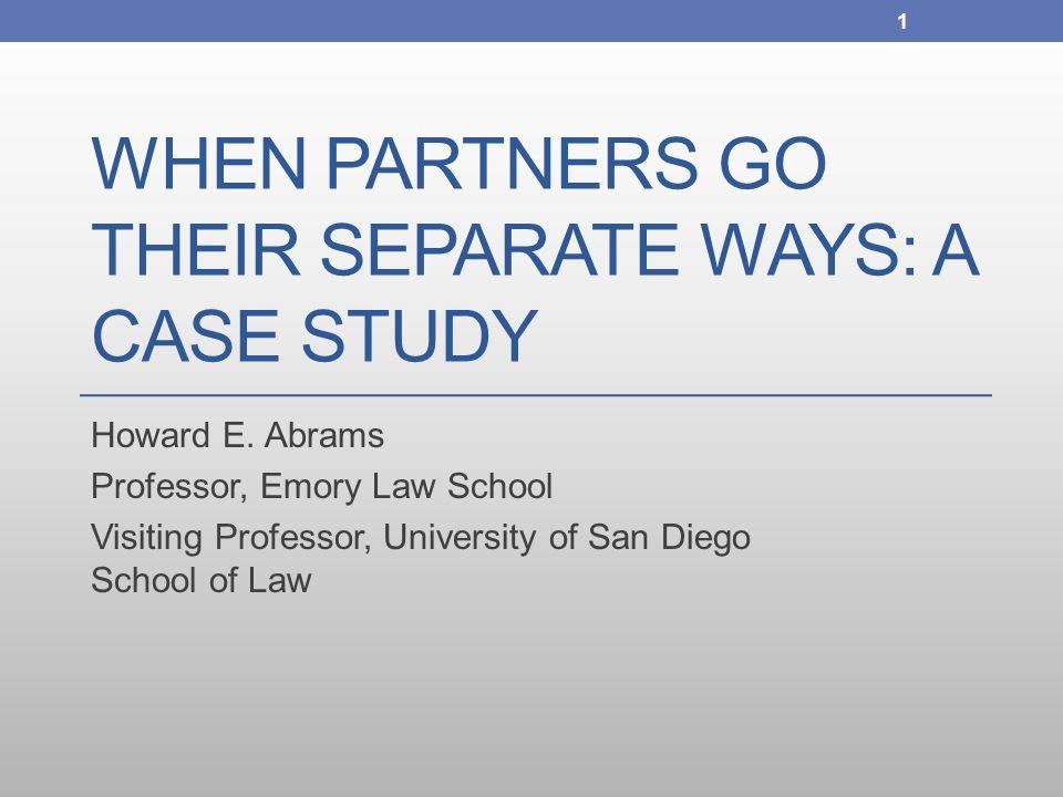 case studies in law school