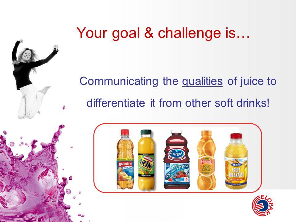 boost juice differentiation