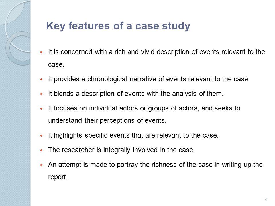 Key study
