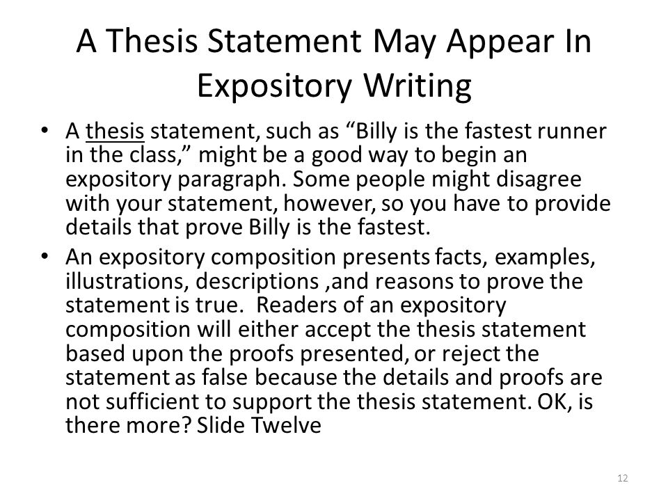 write thesis statement death penalty