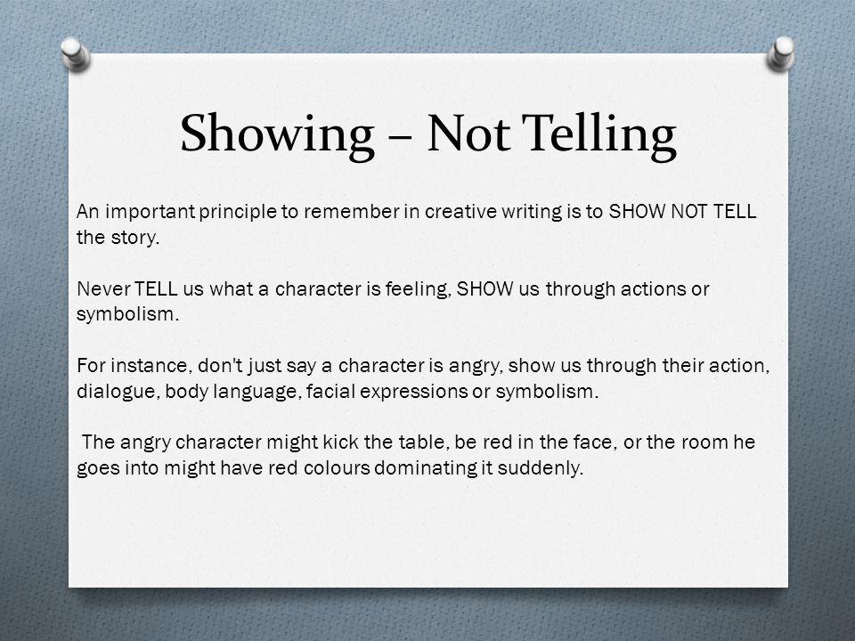 Belonging Creative Writing Essays
