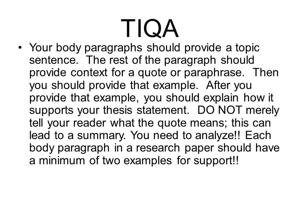 Paraphrase my paper