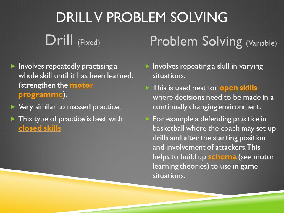 Games For Problem Solving Skills