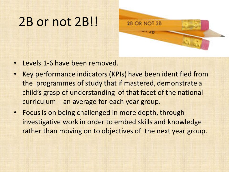 2B or not 2B!. Levels 1-6 have been removed.