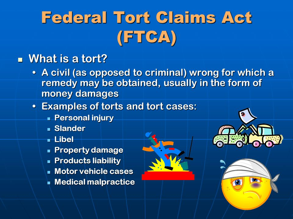 tort and act What is the difference between tort law and criminal law tort law is for civil wrongs and is personal in nature criminal law is for crimes against society.