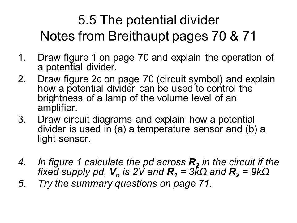 Attractive Light Bulb Circuit Symbol Frieze - Schematic Diagram ...