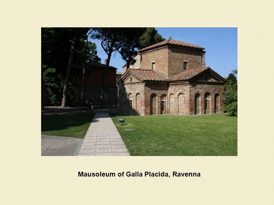 Mausoleum of Galla Placida, Ravenna