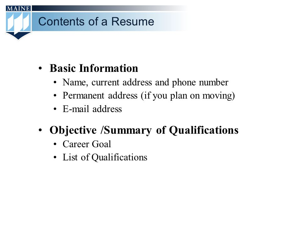 Examples Of Career Goals Career Goal On Resume Samples Career Goals On  Resume Sample Career Goals  Career Goal For Resume
