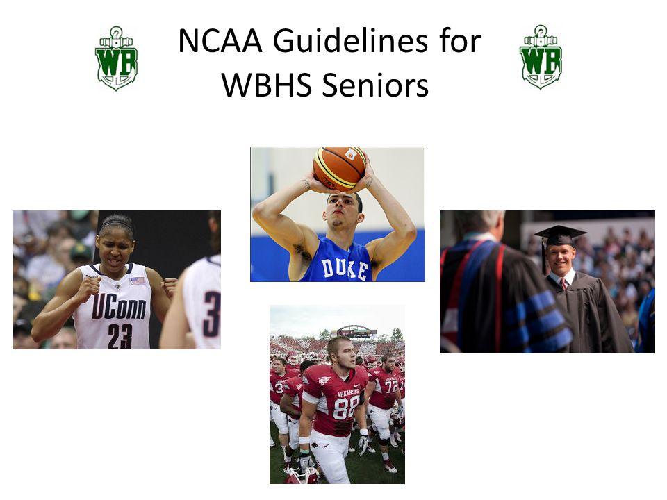 Presentation college athletics