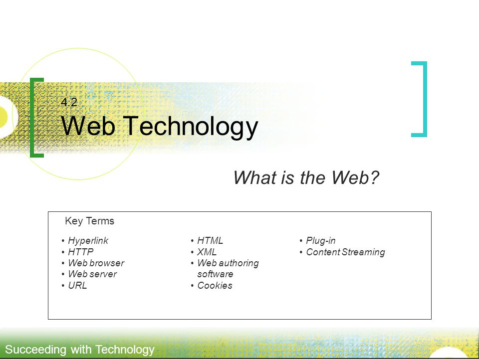 What is web authoring?
