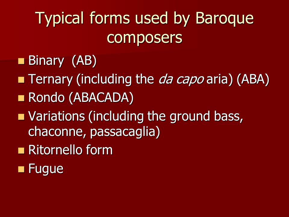 BAROQUE MUSIC. - ppt video online download