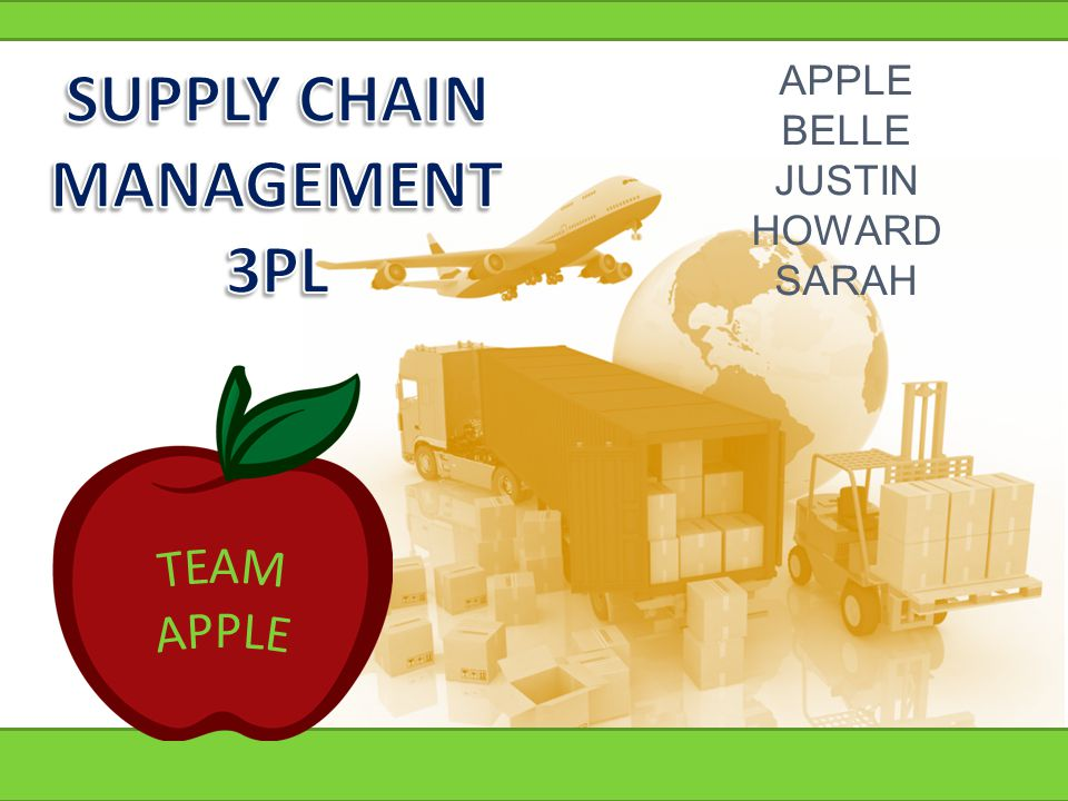 APPLE BELLE JUSTIN HOWARD SARAH