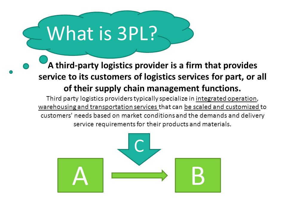 What is 3PL.