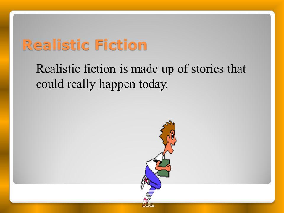 realistic fiction