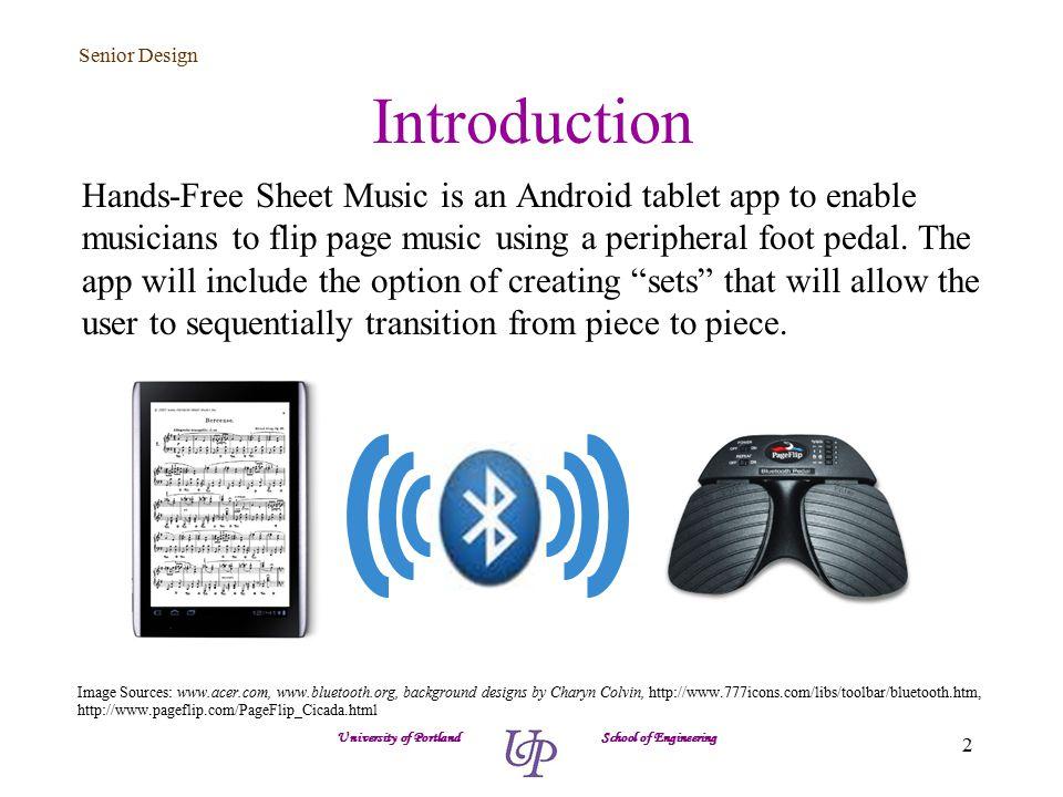 All Music Chords portland sheet music : Senior Design 1 Project Hands-Free Sheet Music Team –Chelsea ...