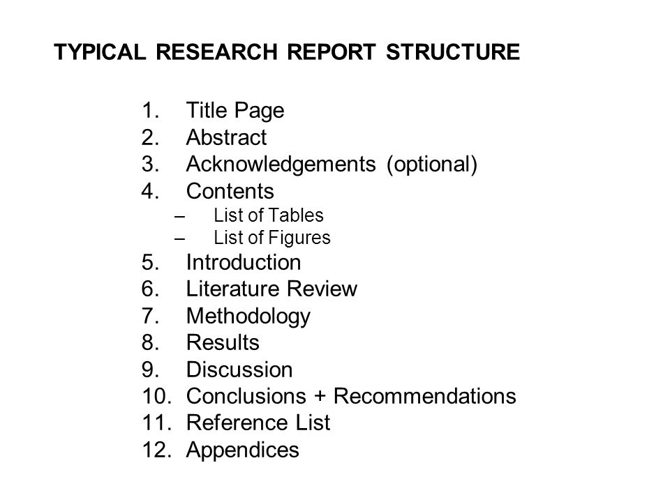 Abstract literature review methodology