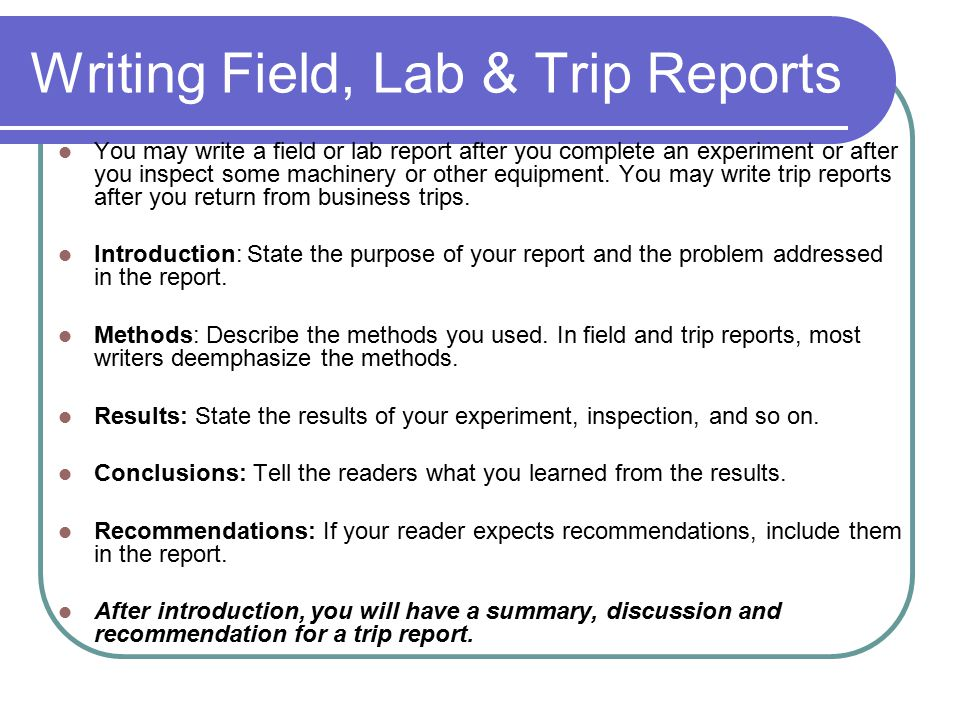 introduction for an experiment You are here home » physics 6b lab manual - introduction table of contents.