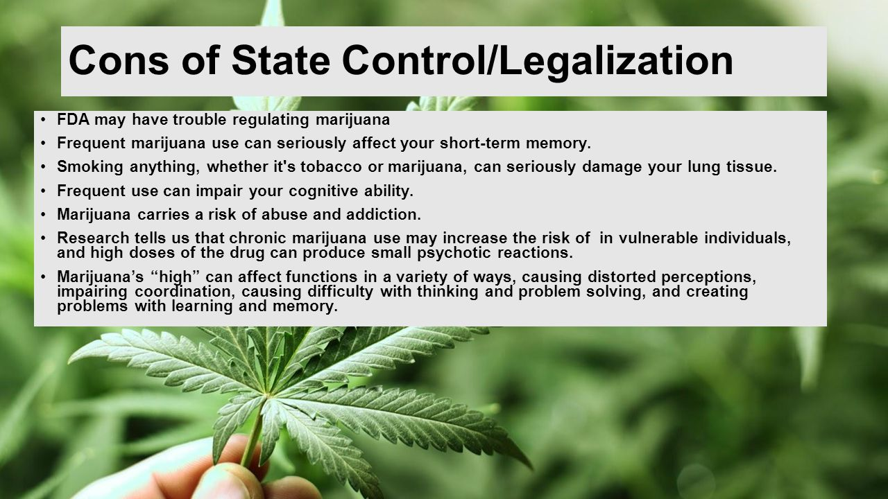 an analysis of the article about legalization of marijuana 2018 initiatives the drug policy alliance is currently working on marijuana legalization campaigns in new jersey, new mexico and new york learn more about these campaigns and join us to support marijuana reform.
