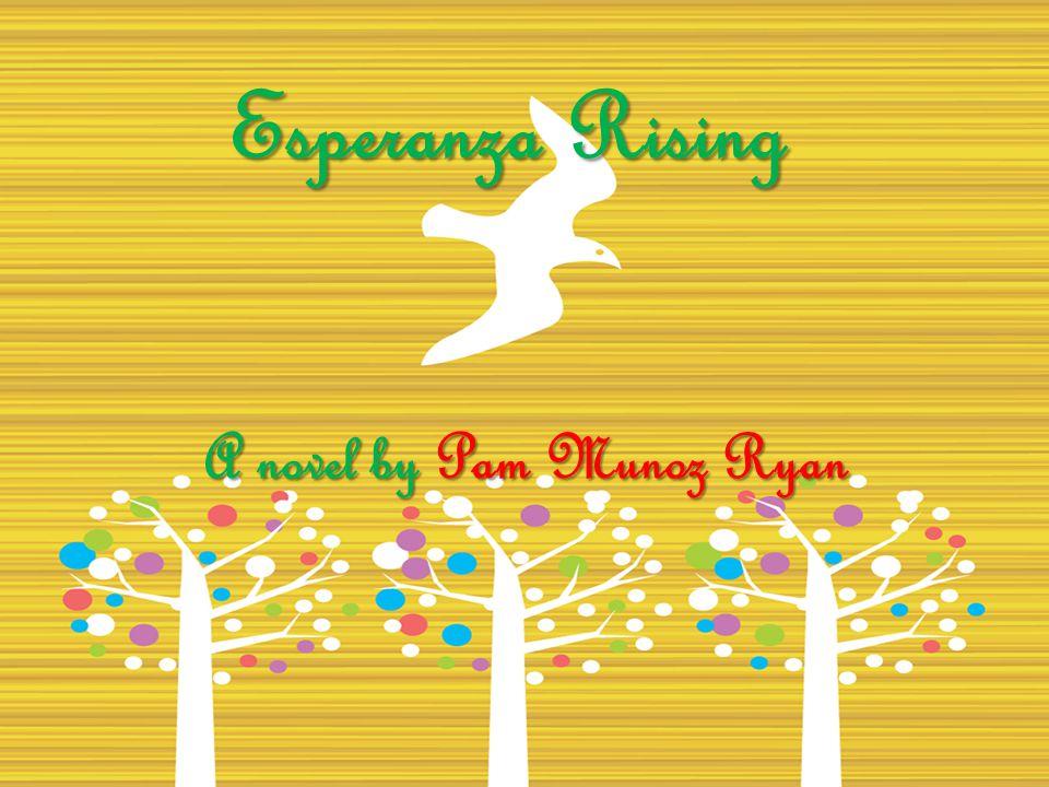Esperanza rising a novel by pam munoz ryan about the author 1 esperanza rising a novel by pam munoz ryan ccuart Gallery