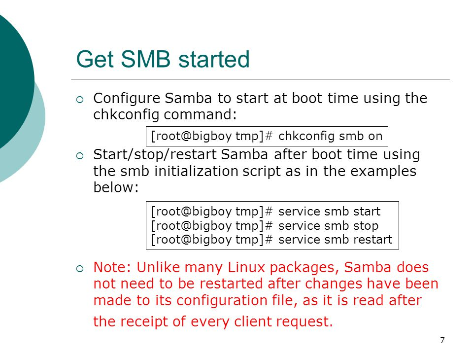 stop service linux