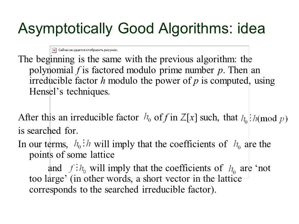 Polynomial factorization olga sergeeva ferien akademie 2004 39 asymptotically ccuart Image collections