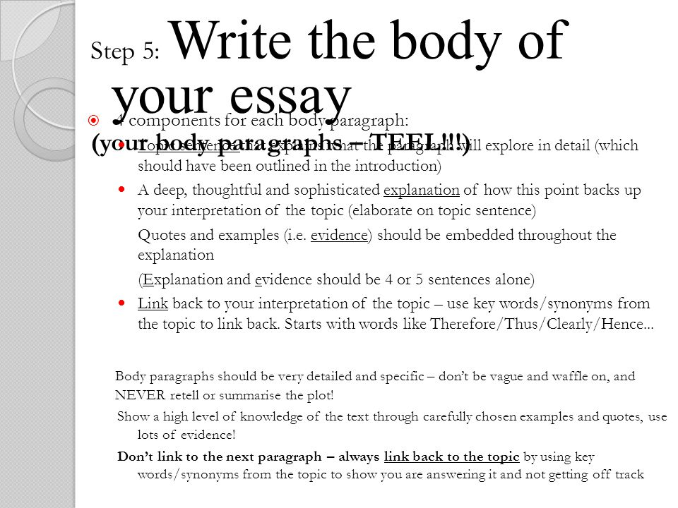 Essays On Community Service What Are The Key Components Of Writing A  Paragraph Academic Essay Key  Components Of A Essays On Terrorism International also Example Of English Essay What Are The Key Components Of Writing A  Paragraph Academic Essay  What Is A Good Persuasive Essay Topic