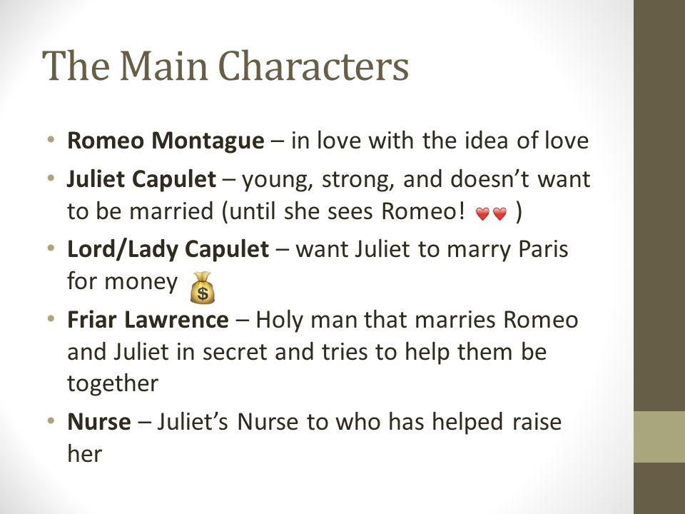 Romeo And Juliet Main Idea