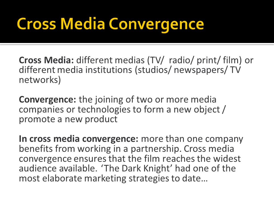 Discuss: 1. Media texts as products of institutional, economic and ...