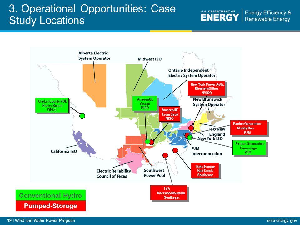 19   Wind and Water Power Programeere.energy.gov 3.