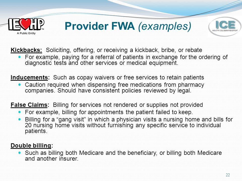 """Presentation """"1 Medicare Compliance and Fraud, Waste and Abuse ..."""