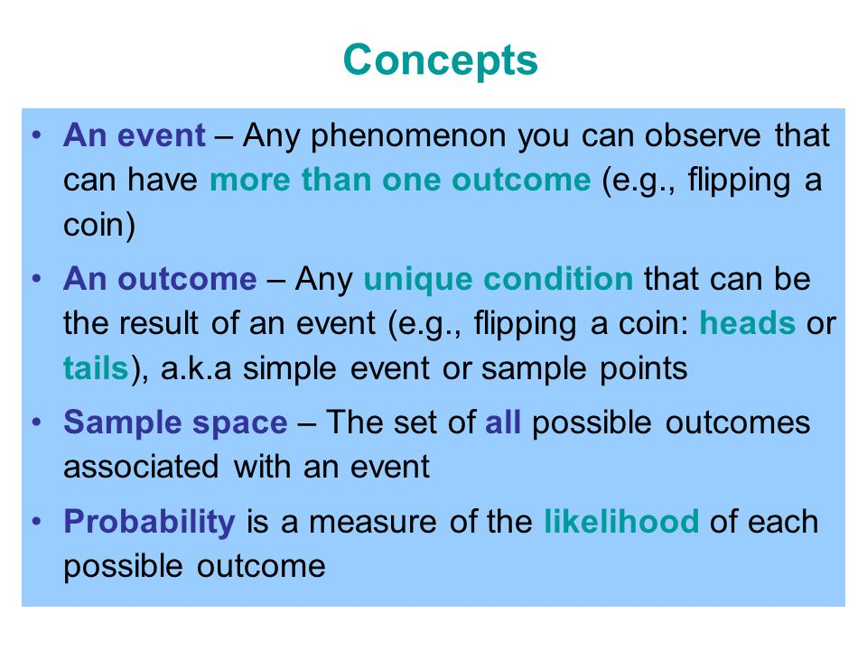 Office Probability-Related Concepts How to Assign Probabilities to ...