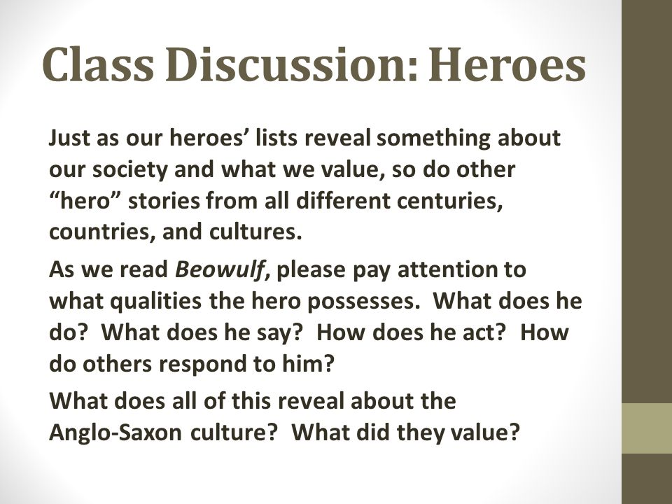 heroes qualities essay Essay about your hero can be an interesting and great assignment to complete, at least in comparison to all the other topics to write about in a paper the purpose of this writing task is to make students.