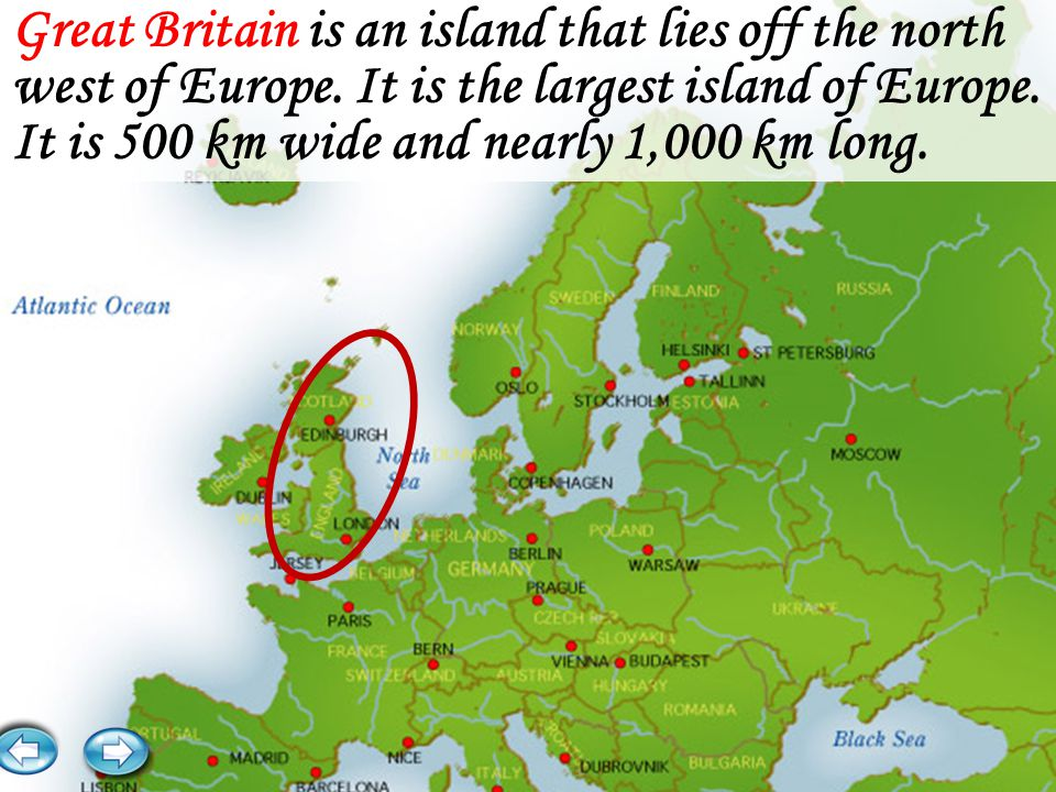 The official name for the country whose language we study is the United Kingdom of Great Britain and Northern Ireland.
