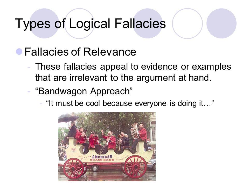 logical fallacies essay
