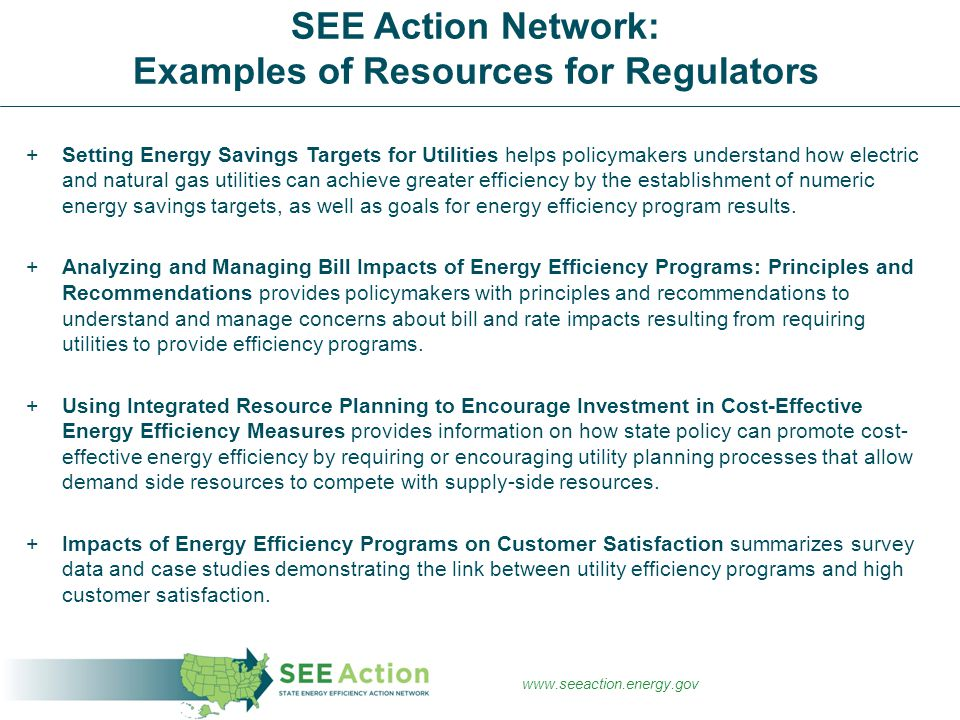 +Setting Energy Savings Targets for Utilities helps policymakers understand how electric and natural gas utilities can achieve greater efficiency by the establishment of numeric energy savings targets, as well as goals for energy efficiency program results.