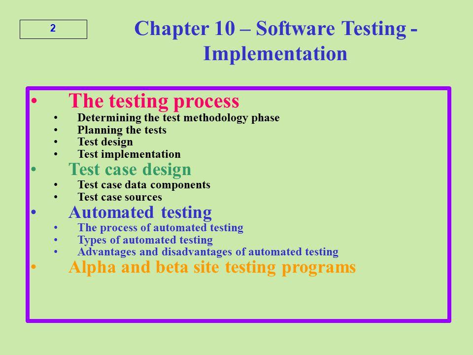 beta testing types