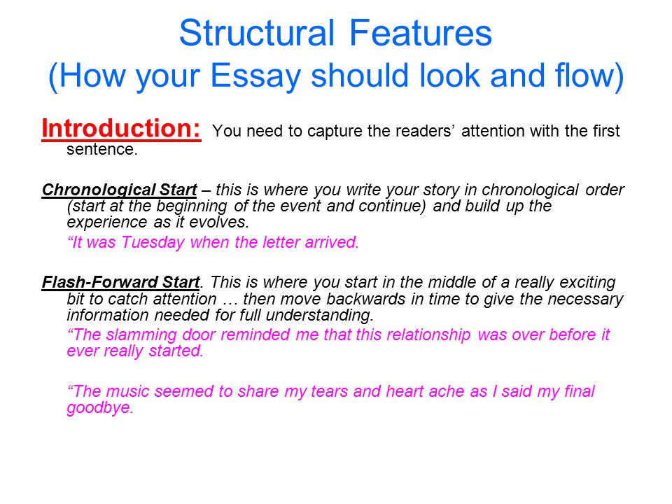 features of reflective essay First, an essay addresses a topic many textbooks will tell you that a topic is the essay's subject that's not quite true an essay's subject is simply what it's about: it's a label, like the label you might put on a box file, or the name you'd give to a folder on your computer an essay's topic is the position it takes on the subject.