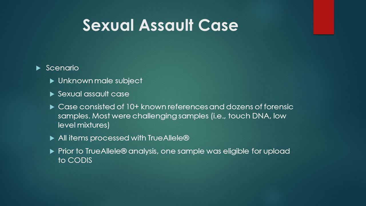 22 Sexual Assault ...