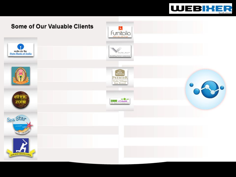 Some of Our Valuable Clients