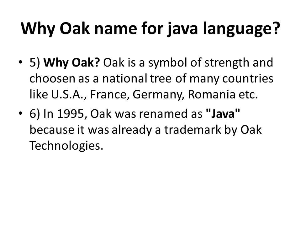 Java Program Java Tutorial Java Technology Is Widely Used Currently